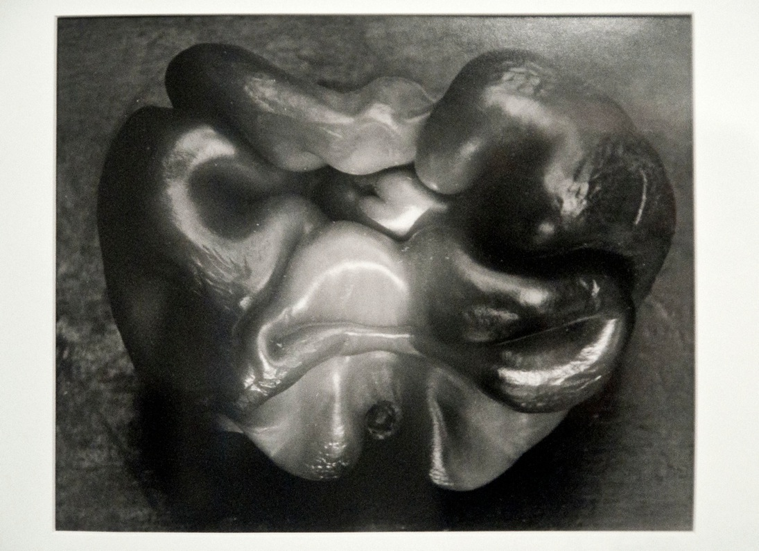 Edward Weston, Pepper, pinterest.com