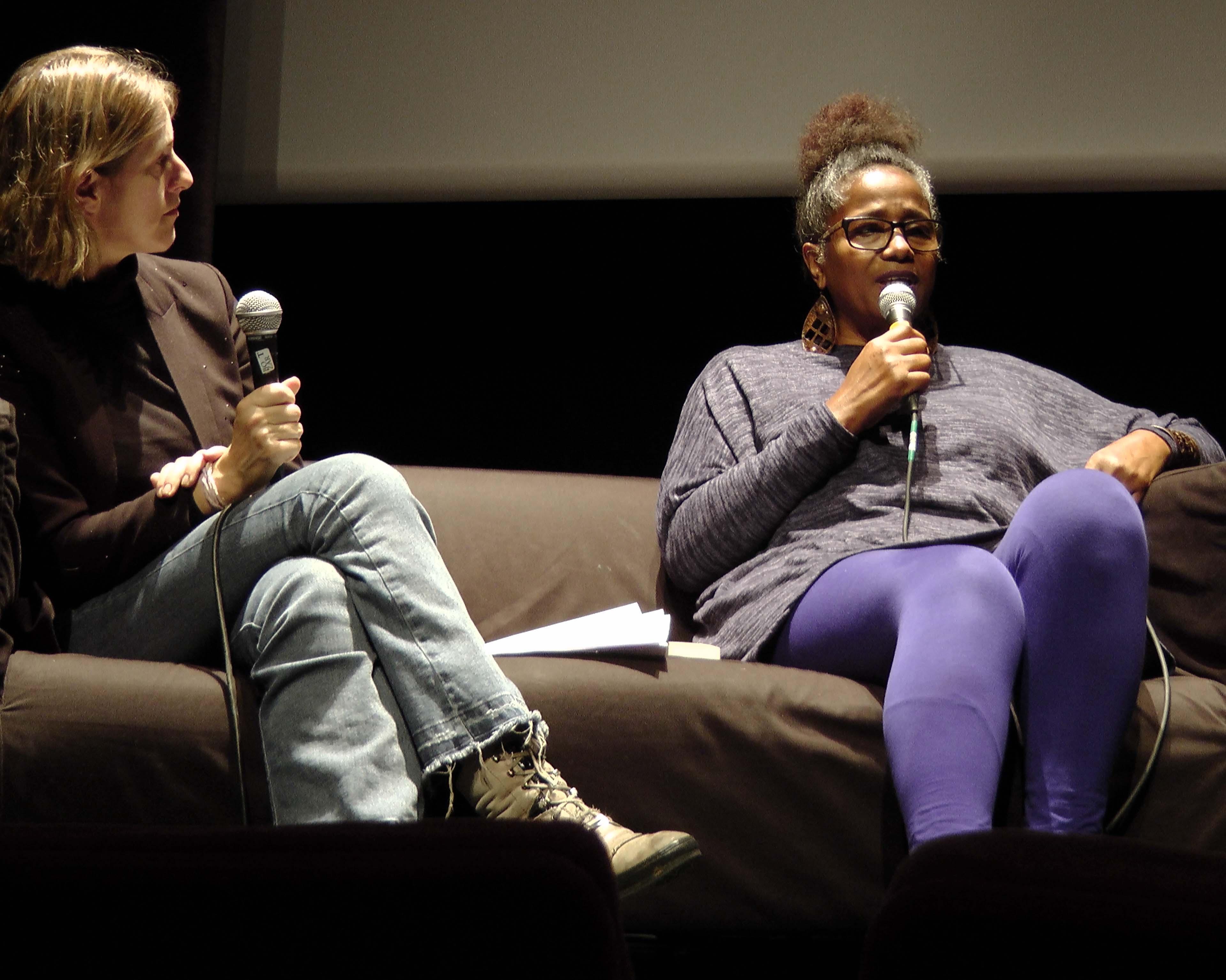 Geneviève Damas, Kettly Mars, le 14 décembre 2016, Bozar, Bruxelles