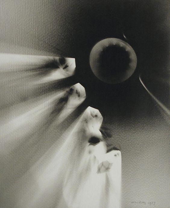 Man Ray, Rayograph, 1927