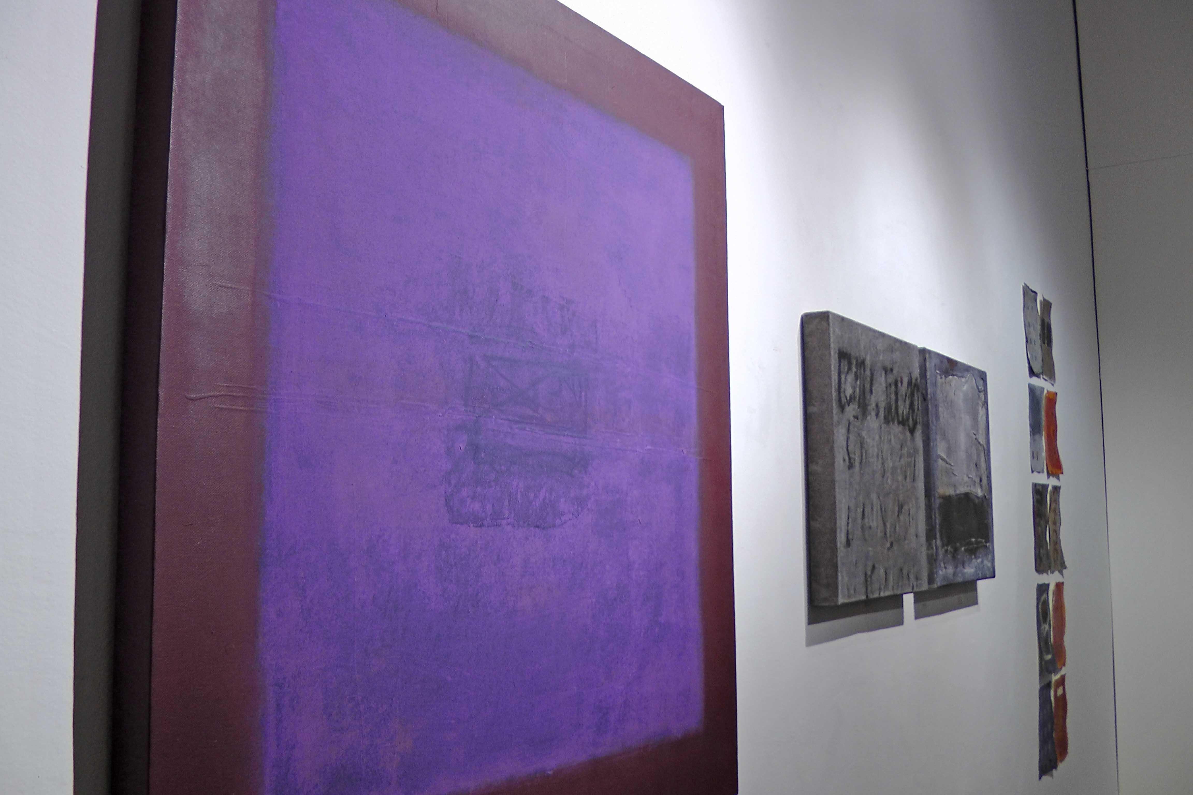 Trois femmes une rencontre exposition de r silski for Exposition d une maison