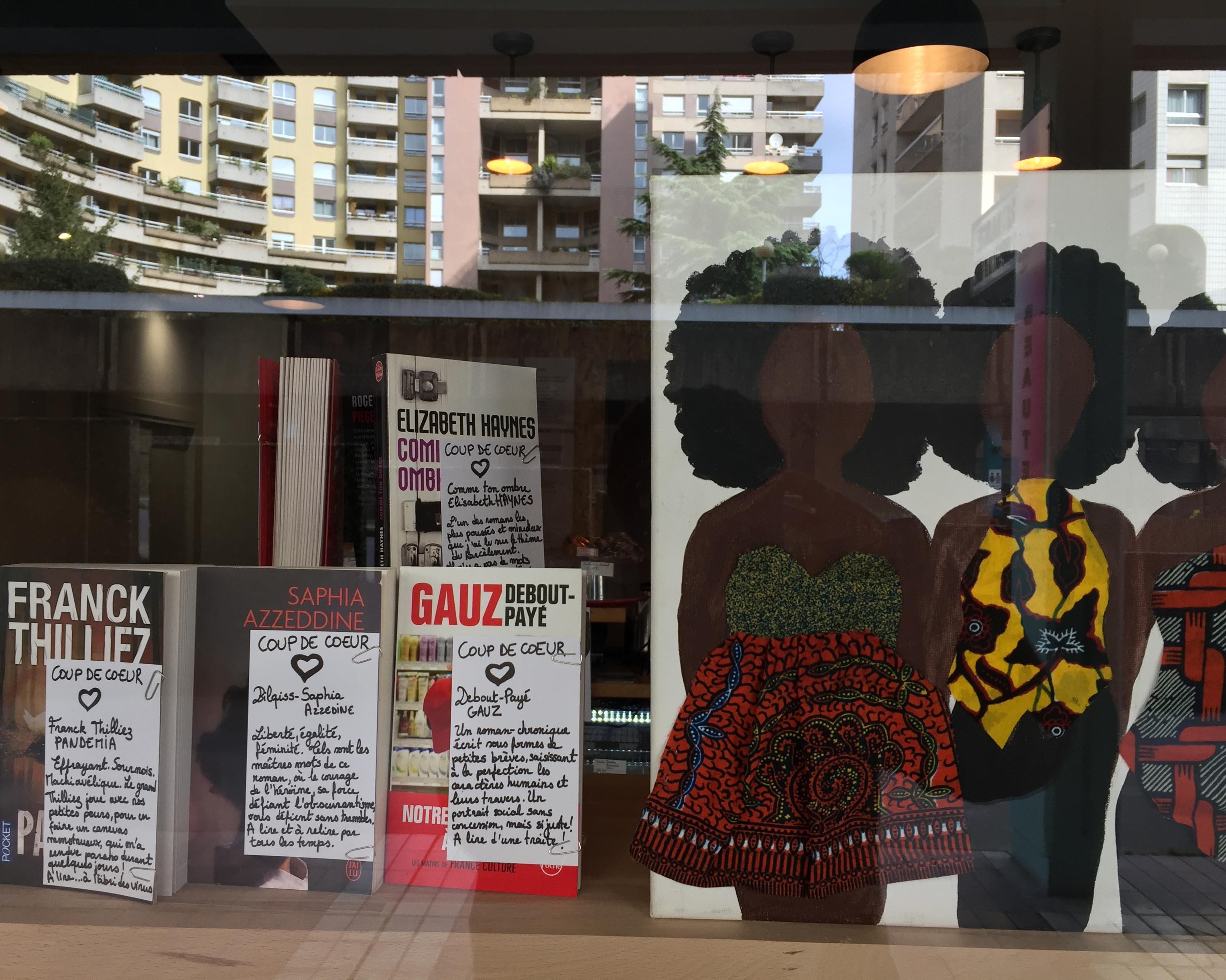 Les vagabonds sans tr ves blog litt raire et culturel de - Salon de the librairie ...
