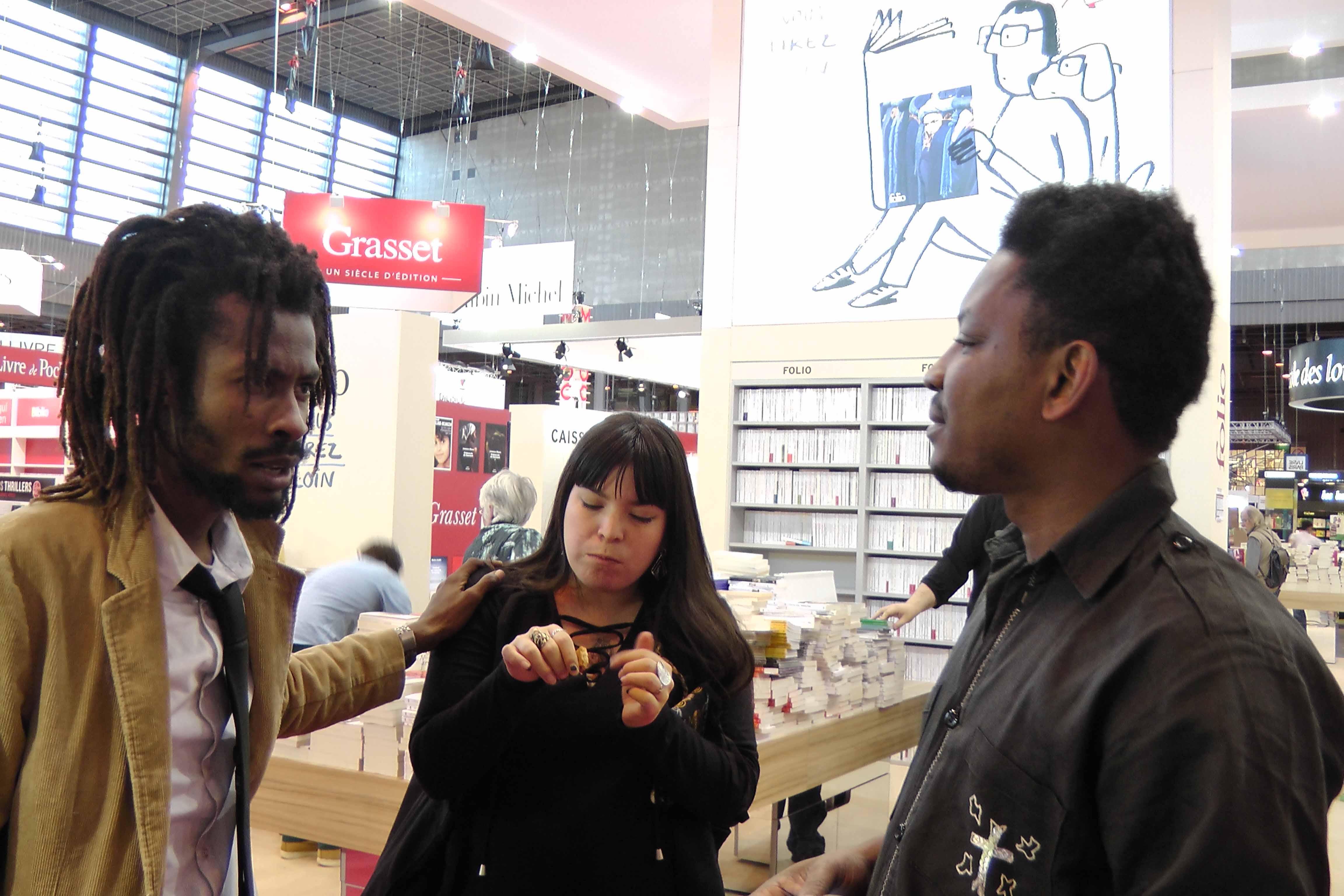 La migration des murs de james no l les vagabonds sans - Salon du livre paris 2017 ...